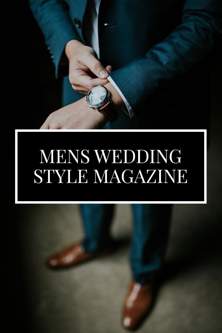 Mens Wedding Magazine