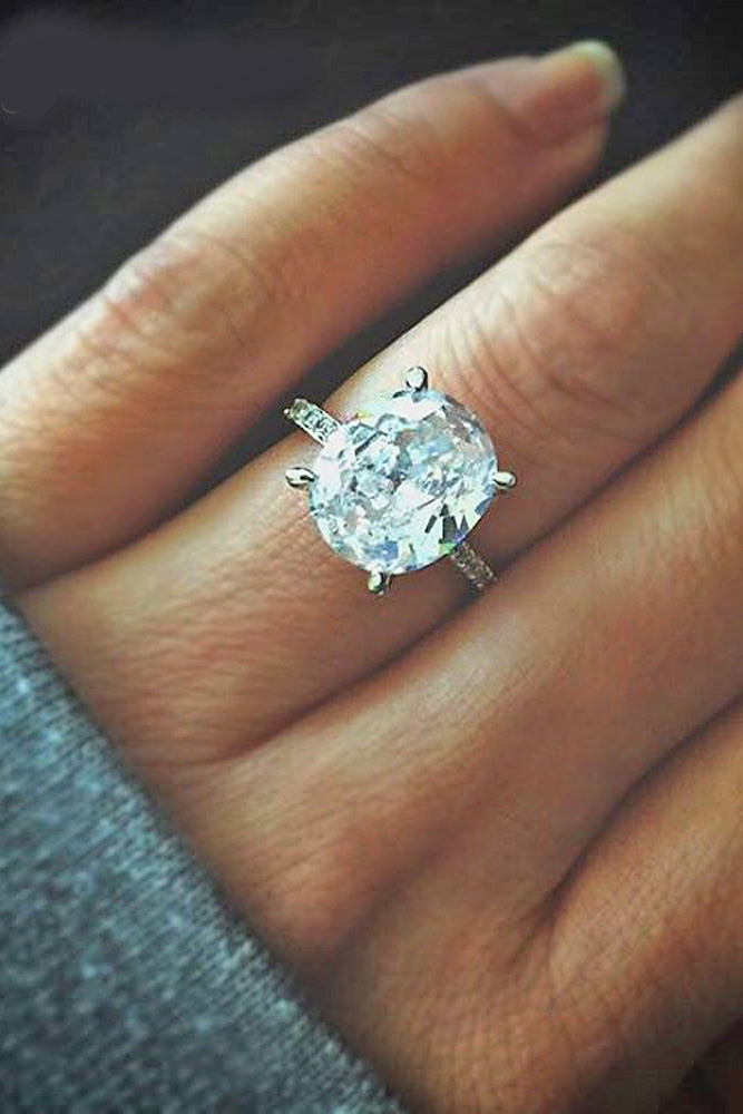 moissanite ring is trend rings big next wedding stylecaster the engagement