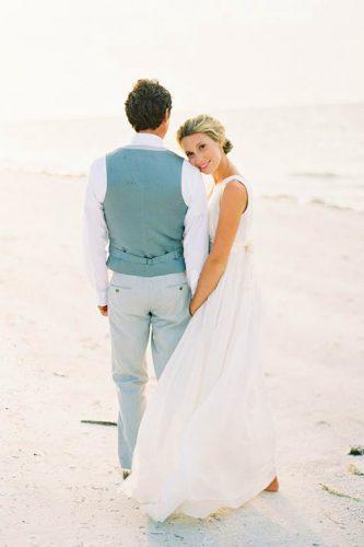 Mens Wedding Attire Beach Bride Photo By Odalys Mendez Photography