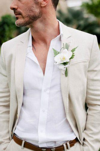 White Shirt Beach Groom Photo By Vanilla Photography Wedding