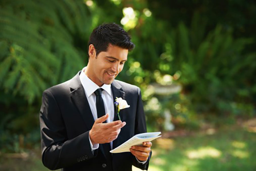 Wedding Speech Dos and Don'ts