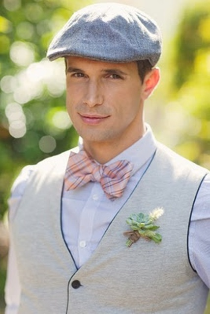 Wedding Hat Ideas For Your Groom 14