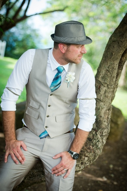 Wedding Hat Ideas For Your Groom 17