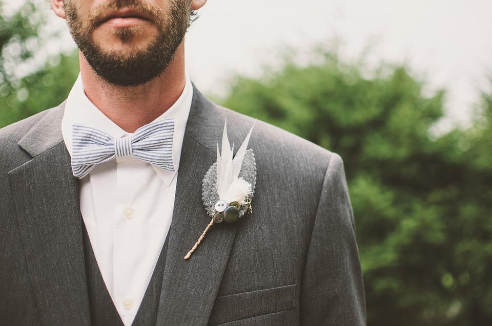Popular Grey Wedding Suits
