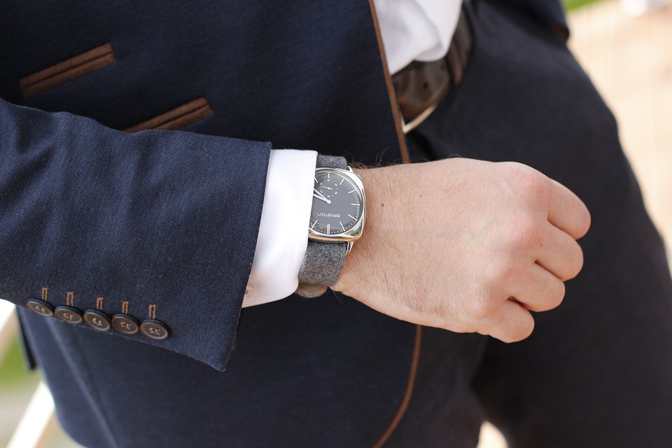 Gentlemen's Wedding Fashion