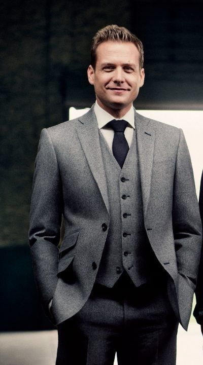 The Harvey Spector Suit