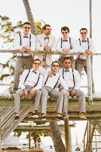 Beach Wedding Guys Attire Photo By Virgil Bunao