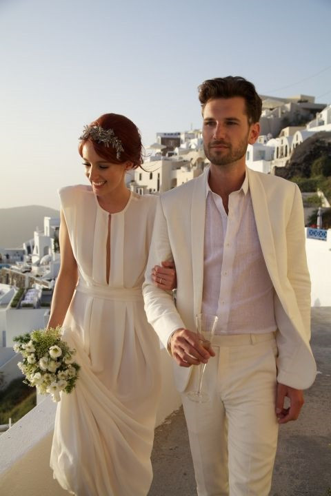 Beach Wedding Groom Attire
