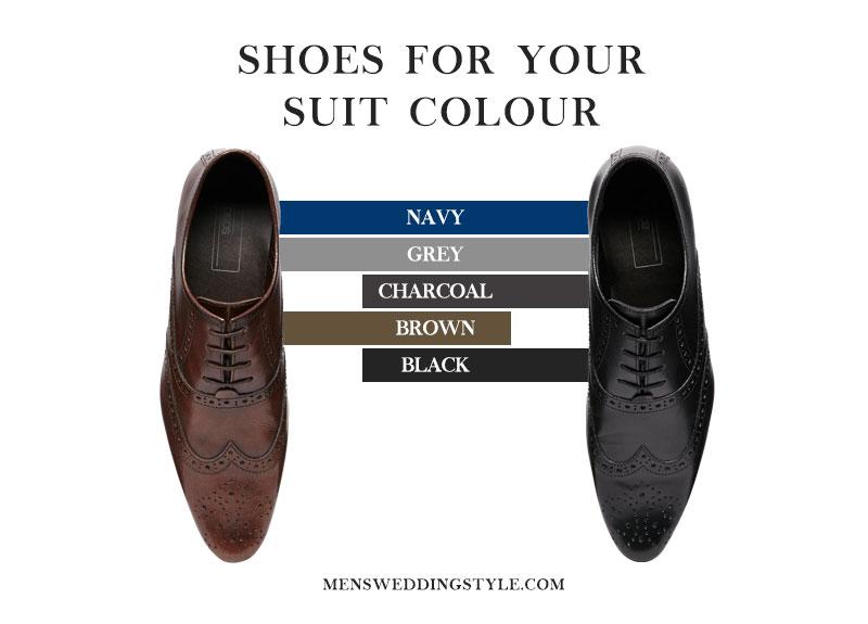 Suit Shoes Guide