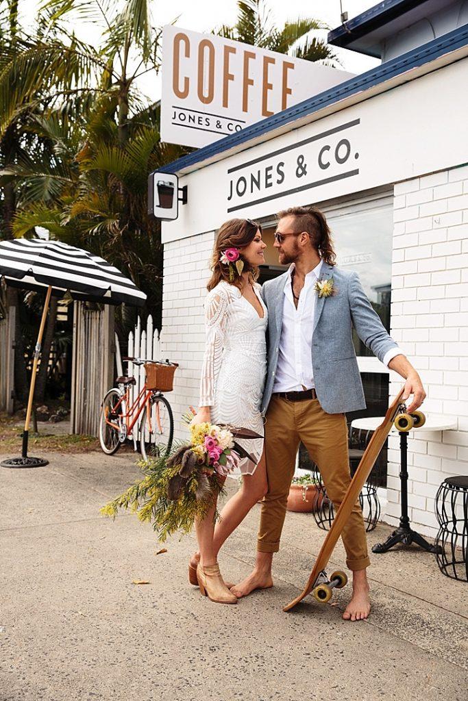 Boho Groom Wedding Styles 2