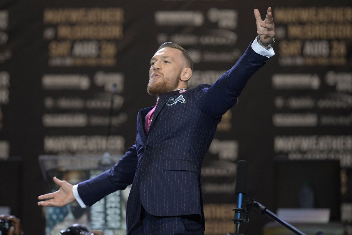 How to get the Confidence of Conor McGregor