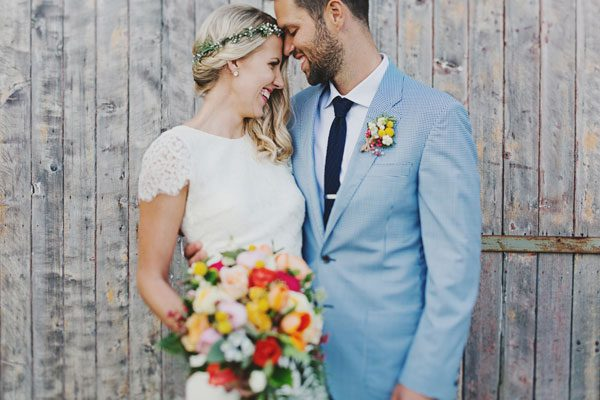 19 Summer Boho Groom Wedding Styles for your to Copy