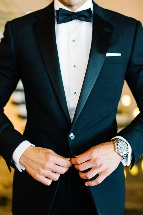 15 Black Suits for the Perfect Groom
