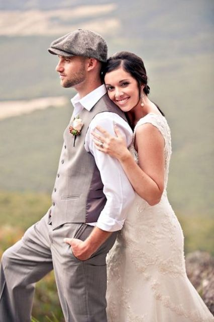 Wedding Hat Ideas For Your Groom 20