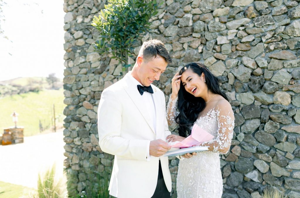 Can the groom wear white?