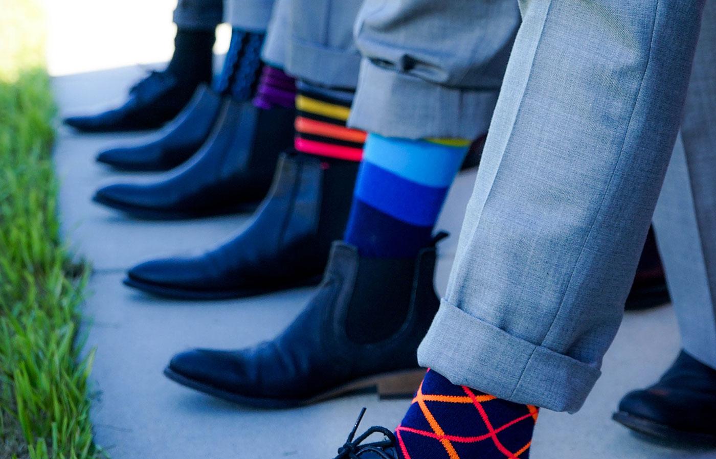 Wedding Socks