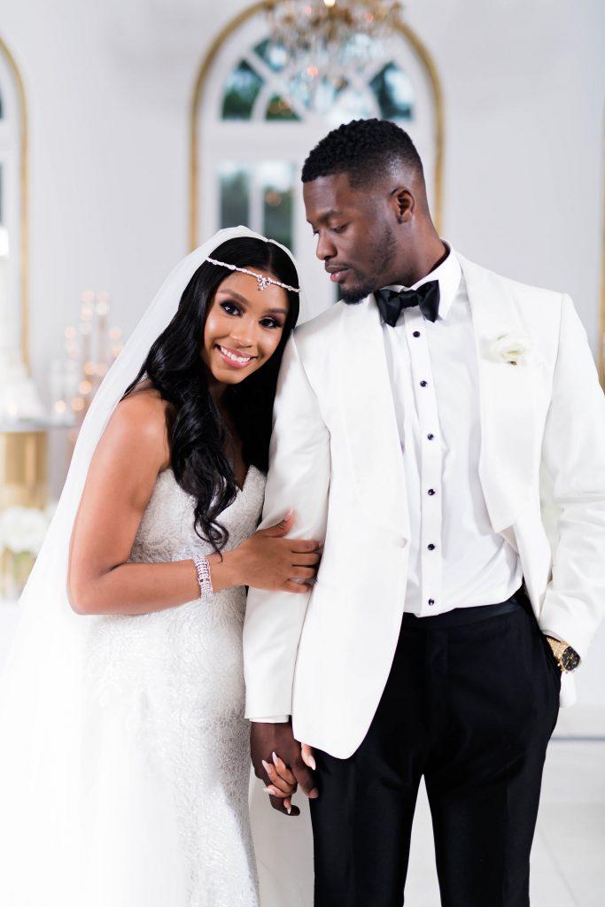 White Wedding Tux