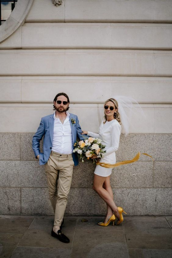 Summer Wedding Styles for the Groom