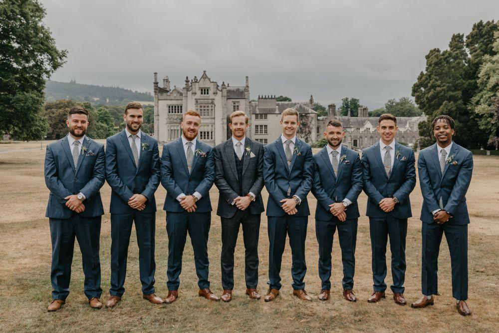 Wedding Suit Styles