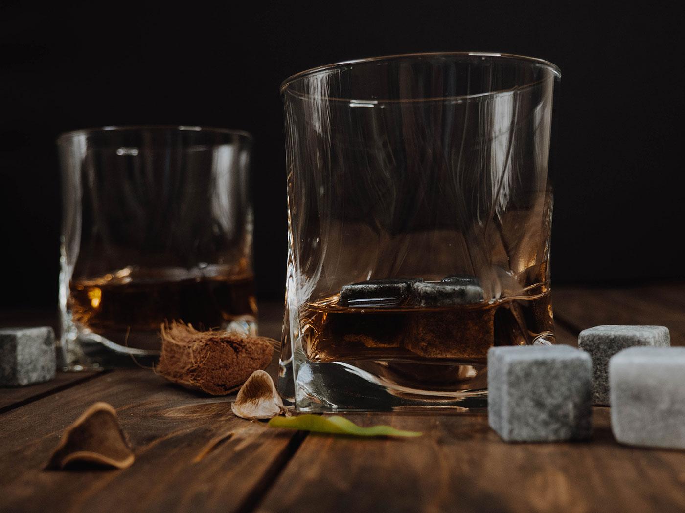 Groom Whisky Set